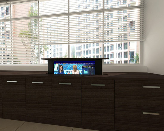 TV Lifts and drop down tv lifts - Firgelli Automations