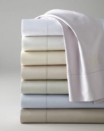 Charisma Two Avery Standard Pillowcases, Mono. traditional-sheets