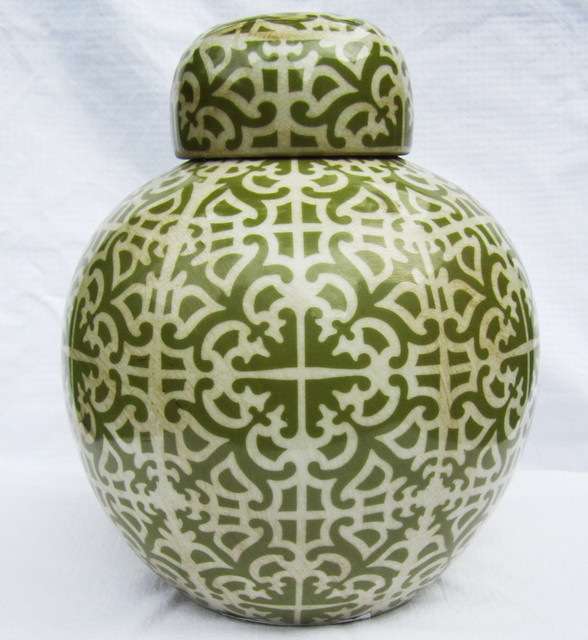 COCOCOZY: Ginger Jars asian-vases