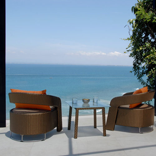Lebello Sunset T Coffee Table modern patio furniture and outdoor furniture