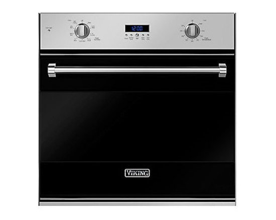 """Viking 3 Series 30"""" Single Oven Black 