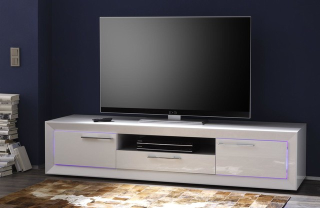 "Modern TV Stand Salina 75"" - $949.00 - Modern - new york - by MIG Furniture Design, Inc."