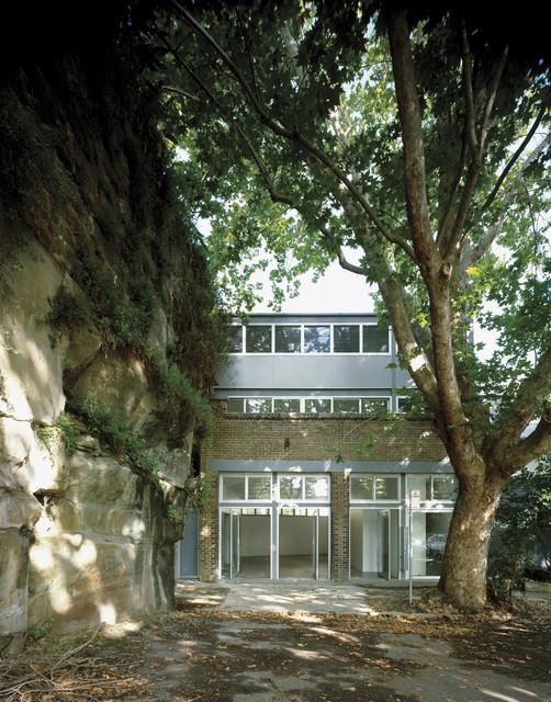 Cohen House modern-exterior