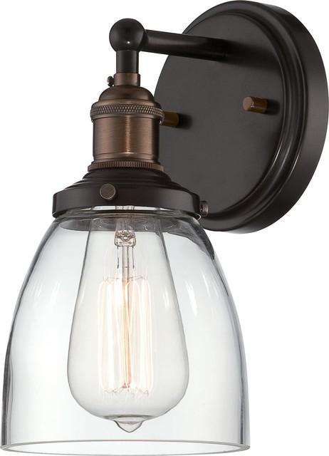 Nuvo Lighting 60/5514 Transitional Rustic Bronze Vanity