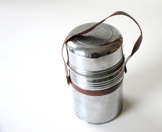 Vintage French Thermos by Voladora Vintage traditional outdoor products