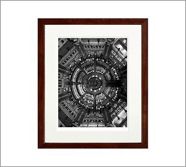 """New York Times Archive Framed Photography, Library of Congress - 1960, 16 x 20"""", traditional-artwork"""