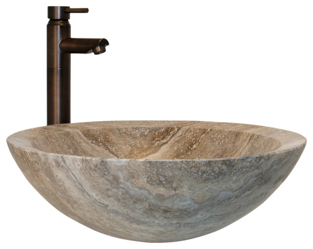 Rustic Bathroom Sinks : supplying life with style products - Rustic - Bathroom Sinks ...
