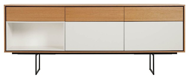 Aura Credenza | Designed by Enrique Delamo and Angel Martí for Muebles Treku modern-buffets-and-sideboards