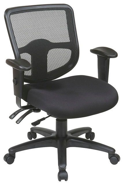 Pro-Line II ProGrid Ergonomic Task Chair with ProGrid Back traditional-office-chairs