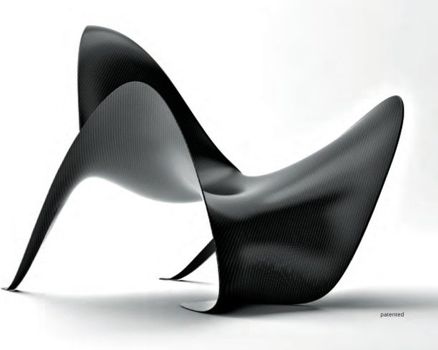 MAST 3.0 Carbon Furniture modern chairs