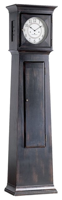 Shaker Floor Clock - Traditional - Floor And Grandfather Clocks - other metro - by Ethan Allen