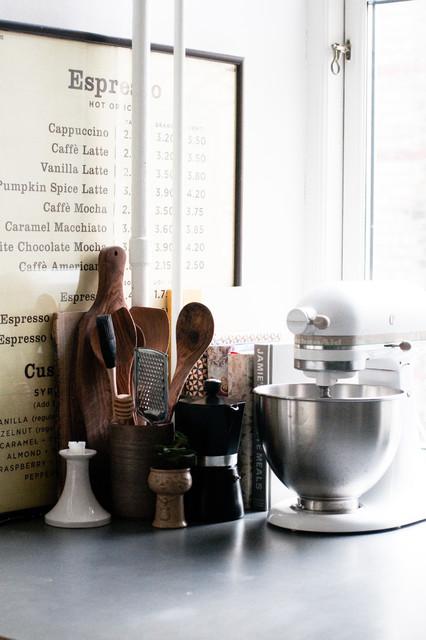 Home in Copenhagen, Denmark eclectic-kitchen