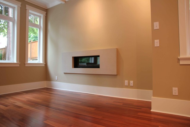 Fireplaces contemporary