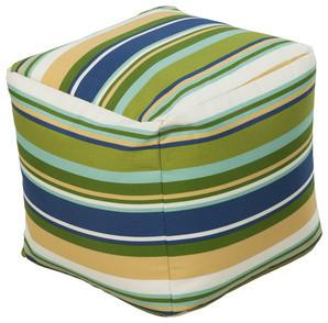 Surya Poufs- (POUF-147) contemporary-decorative-pillows