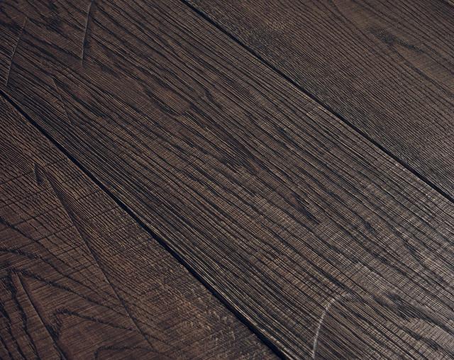 Oak flooring - Rustic - Hardwood Flooring - london - by Fine Oak ...