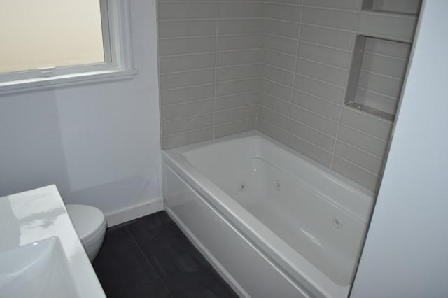 Seattle Bathroom Remodel contemporary-bathroom
