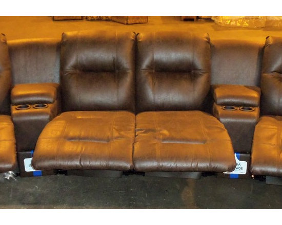 Customer Custom Orders - Best Home Furnishings Theater Seating - you choose the configuration
