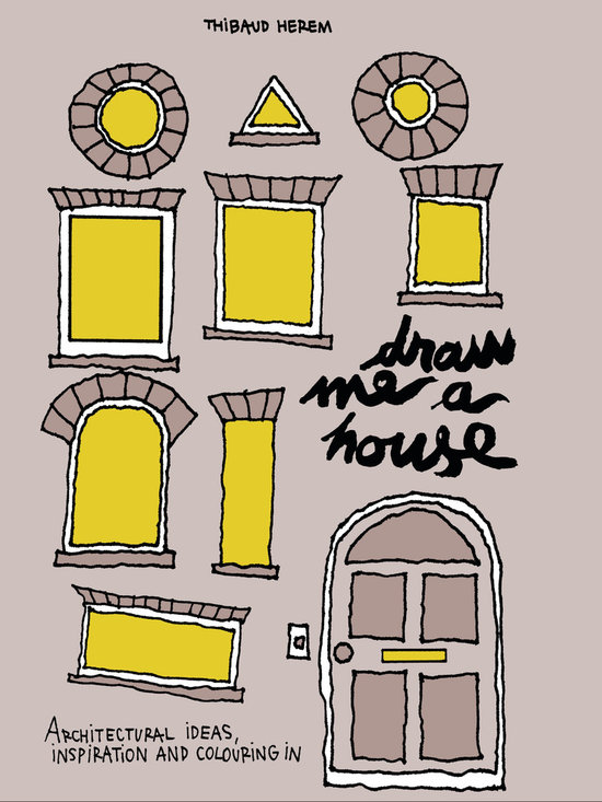 Draw Me a House, by Thibaud Herem -