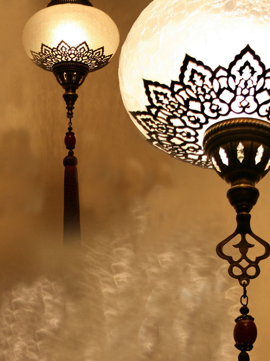 Turkish Style Ottoman Lighting Cylinder Lighting 17cm - *Code: HD-04162_49
