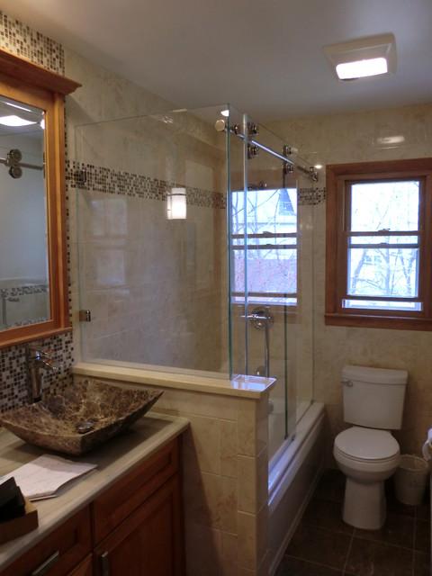 Private residence central NJ contemporary-showerheads-and-body-sprays