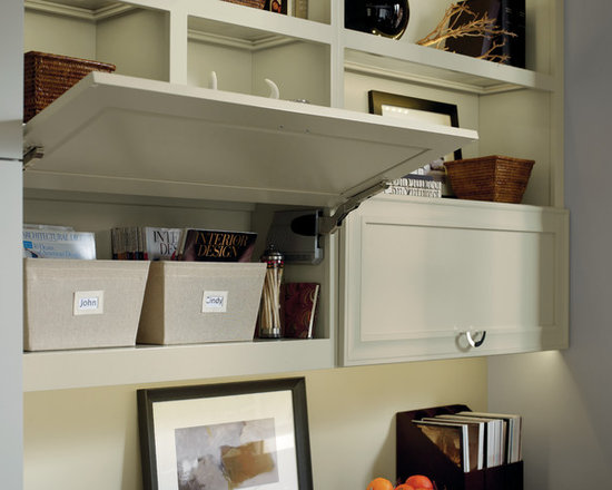 Dynasty Top Lift Hinge Wall Cabinet -