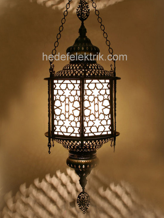 Turkish Style - Ottoman Lighting - *Code: HD-04161_50
