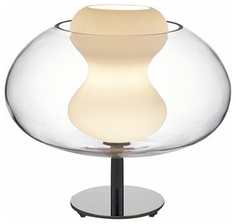 George Kovacs | Connetix 12in Ceiling Light modern-table-lamps