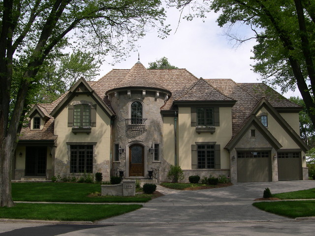 May traditional-exterior