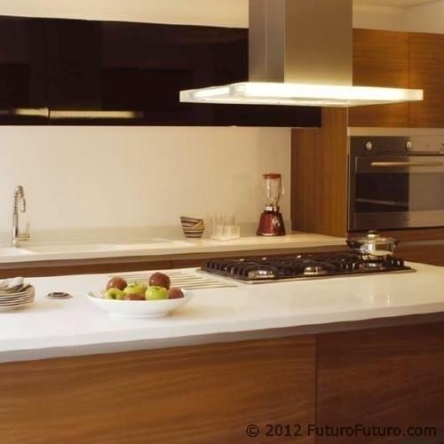 "Designer Range Hoods - ""Luxor"" Series contemporary-range-hoods-and-vents"