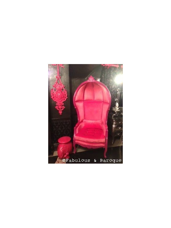 Fabulous and Baroque's Chairs & Benches - Fabulous and Baroque