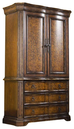 Armoire - Traditional - Dressers Chests And Bedroom ...