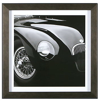 Jaguar C-Type contemporary-prints-and-posters