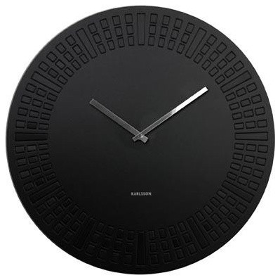 Karlsson Clock DIY Time is Changing contemporary clocks
