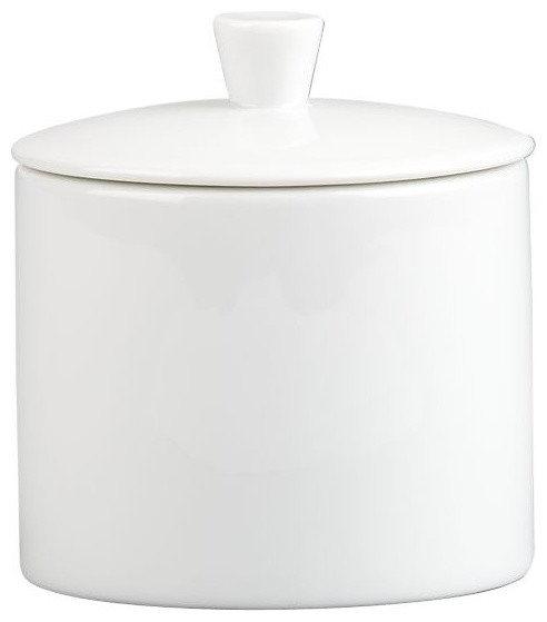 Maison Sugar Bowl with Lid modern-sugar-bowls-and-creamers