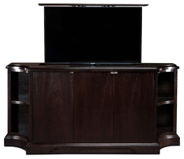 tv lift furniture us made carlton tv lift furniture comes