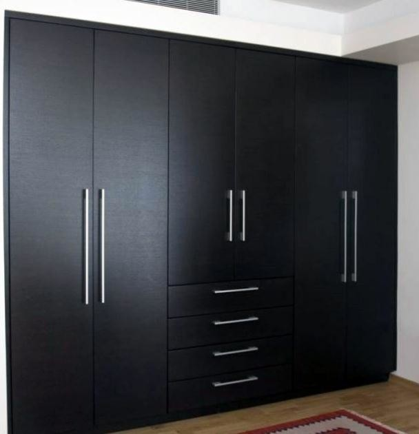 Built in closets contemporary wardrobe storage for Built in wardrobe designs for small bedroom