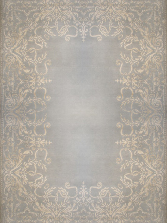 Beautiful Area Rug - silk rug
