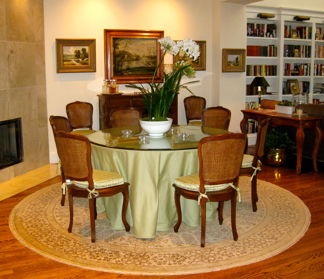 Cherry Creek North traditional-dining-room