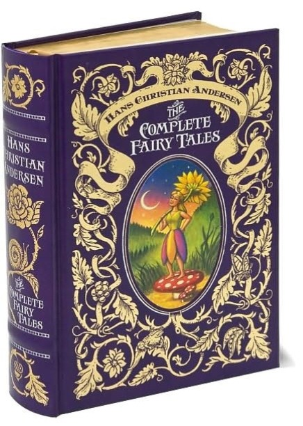 Hans Christian Andersen: The Complete Fairy Tales traditional books