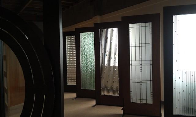 Aaw showroom contemporary front doors los angeles - Modern interior doors los angeles ...