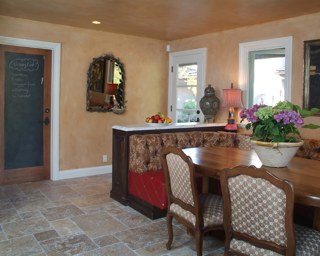 Traditional Ranch traditional-kitchen