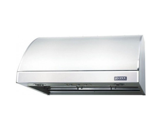 "Lynx - UL Outdoor Rated 60"" LOH60 Vent Hood with 3-Speed Blower Motor Control  High Hea - The LOH60 60Canopy pro outdoor wall mount range hood requires the purchase of separate blowers This range hood comes with two halogen lights providing ample lighting for your cooktop ensuring visibility"