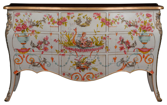 Ophelia Commode eclectic-accent-chests-and-cabinets