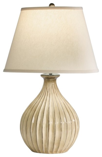 wheat ribbed bulb table lamp traditional table lamps