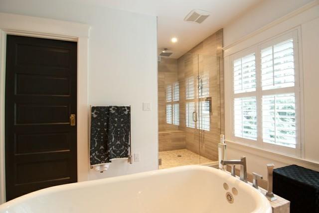 Lynne Parker Designs eclectic-bathroom