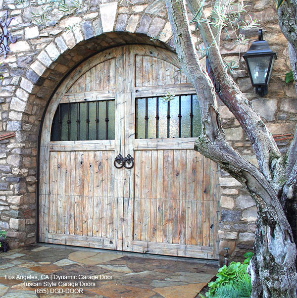 Tuscan Garage Doors | Tuscany, Italy Garage Door Designs mediterranean garage and shed