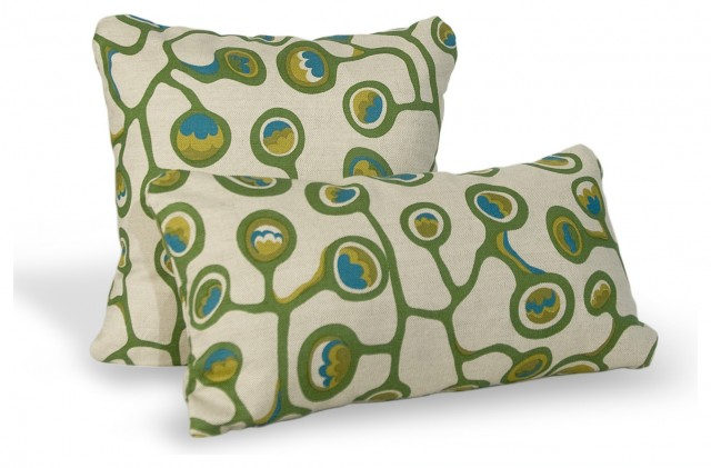 eclectic pillows by angela adams