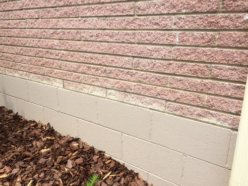 Removing Spray Paint From Rough Brick