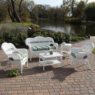 modern patio furniture and outdoor
