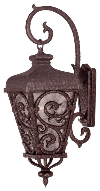 Savoy House 5-7147-56 Spaniard Wall Mount Lantern contemporary-outdoor-lighting